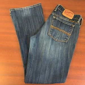Lucky Brand Charlie Baby Bootcut
